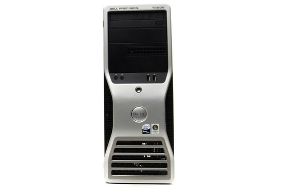 Cpu Workstation Dell T3500 Xeon E5620 8g Hd 320gb