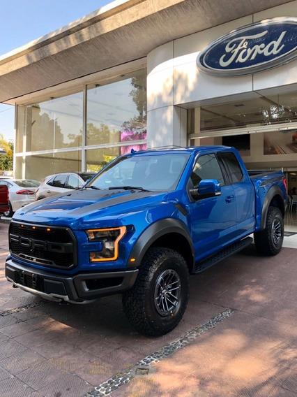 2020 Ford Lobo Raptor Crew Cab 4x4 3.5l V6
