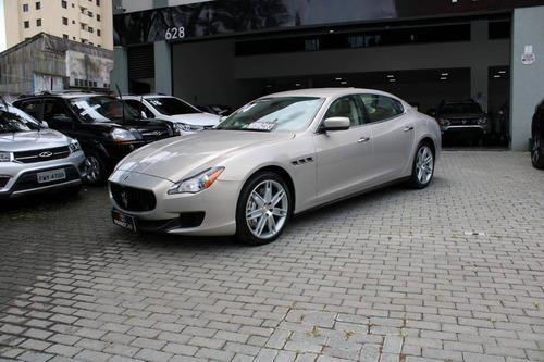 Maserati Quattroporte 3.8 V8 Turbo Gasolina Gts Automático