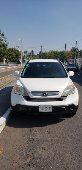 Honda Cr-v 2.4 Ex 156hp Mt 2008