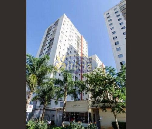 Imagem 1 de 17 de Apartamento Em Condomínio Padrão Para Venda No Bairro Vila Homero Thon. - 10204
