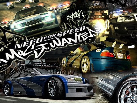 Need For Speed Most Wanted 2005 Pc (digital)