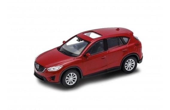 Auto Welly Camioneta Mazda Cx 5 Colección Escala 1:36