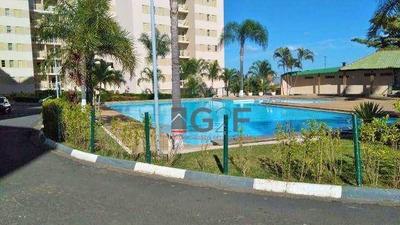 Apartamento Com 3 Dormitórios À Venda, 64 M² - Loteamento Parque São Martinho - Campinas/sp - Ap8048
