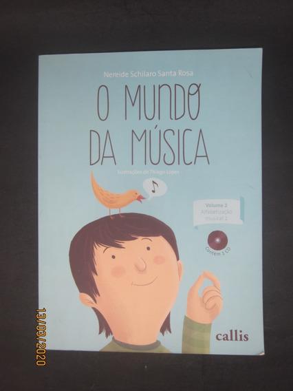 Livro O Mundo Da Música Volume 2