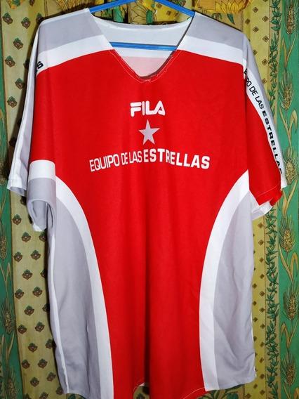 Camiseta Fila Despedida Maradona Equipo De Las Estrellas