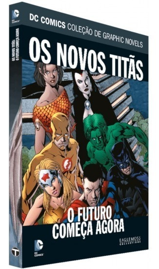 Dc Comics -coleção De Graphic Novels 4 Encadernados Acima 43
