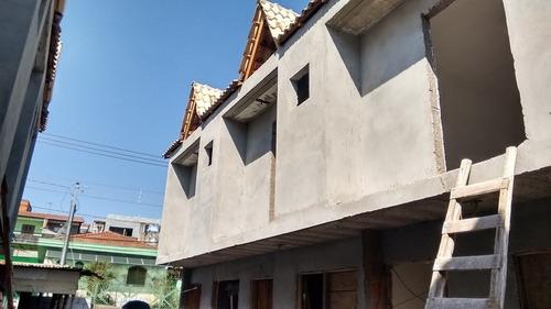 Imagem 1 de 4 de Casa Sobrado Condomínio Em Vila Ponte Rasa  -  São Paulo - 117