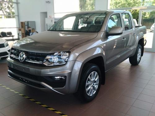 Volkswagen Amarok 0km $850000 Y Cuotas Tomamos Usados S
