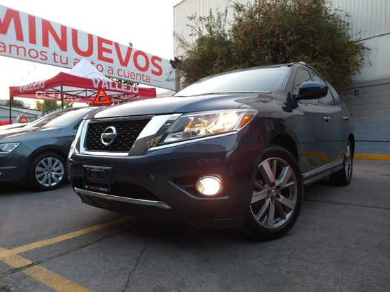 Nissan Pathfinder Exclusive Awd 2015