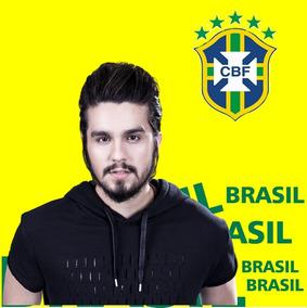 Camisa Copa Brasil Luan Santana 2018 Frete Gratis 15