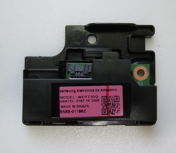 Modulo Wi-fi Wdf710q Da Tv Samsung Un43j5200