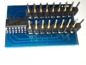 Kit 3 X Ci Irs2092 Smd Original Com Adaptador Dip 16