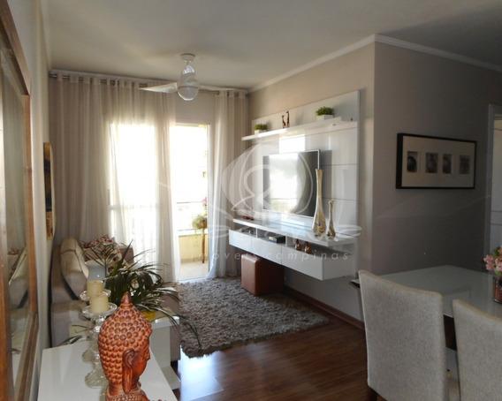 Apartamento Para Venda Na Vila Industrial Em Campinas - Ap02930 - 33867741