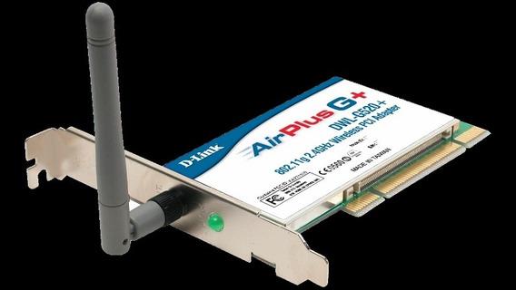 Wireless Pci Tarjeta Wifi Del G520