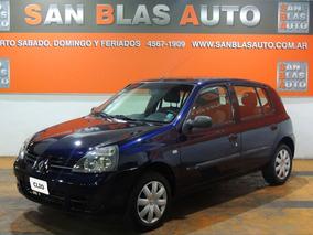Renault Clio 2009 1.2 N 5p Pack Plus Aa Cd Aux San Blas Auto