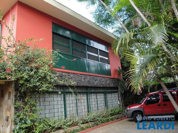 Casa Assobradada - Alto De Pinheiros - Sp - 567666