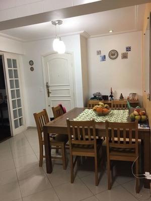 Apartamento No Jardim França, 135 Metros, 3 Dorms, 2 Vagas - Mi69698