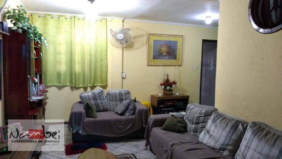 Casa Térrea A Venda Em Itaquera C/ Edicula - Ca0140