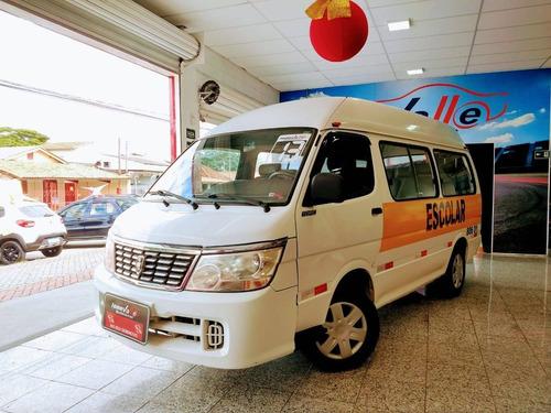 Imagem 1 de 9 de Jinbei Topic 2.0 Escolar 16v Gasolina 3p Manual