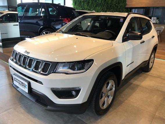 Jeep Compass Sport 2.0 Automatico Flex 2018