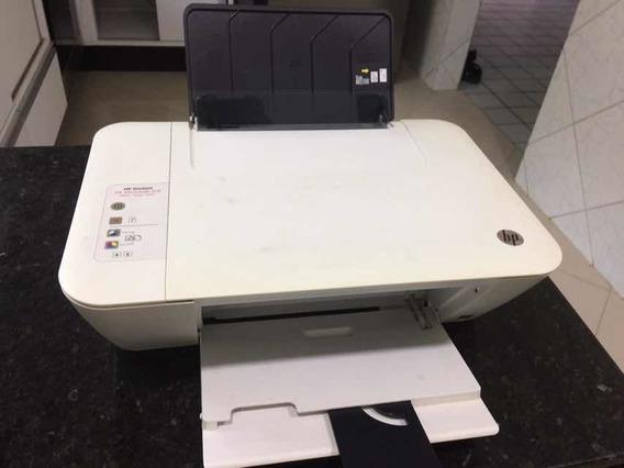 Impressora Multifuncional Hp Deskjet Ink Advantage1516 Usada