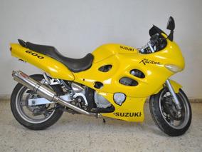 Suzuki Katana 600cc Modelo 2006