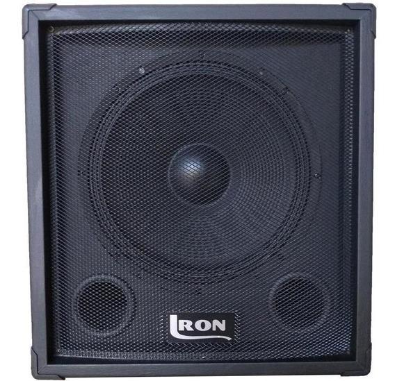 Amplificador Wr Áudio Para Baixo Iron 260 Cb 150w 127/220v