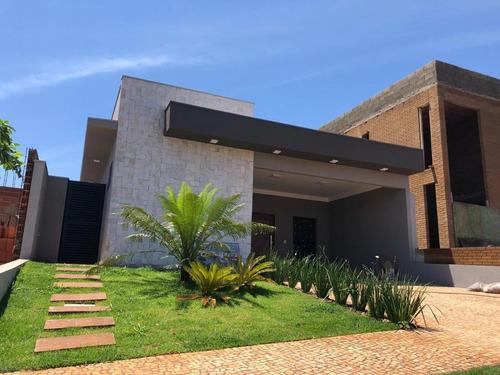 Casa Em Condomínio, 143 M² Por R$ 670.000 -res. Valência - Ca0399