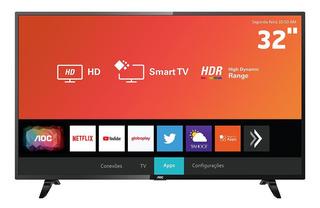 Televisor Smart 32 Aoc - S5295 Negro
