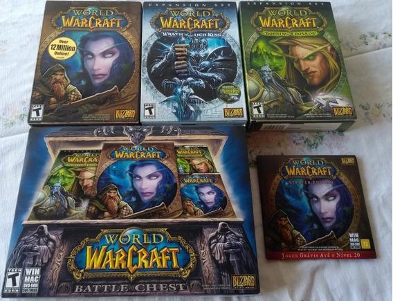 World Of Warcraft - Coleção