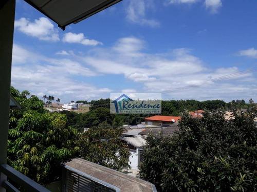 Sobrado Com 3 Dormitórios À Venda, Com Piscina - Jardim Bela Vista - Indaiatuba/sp - So0318