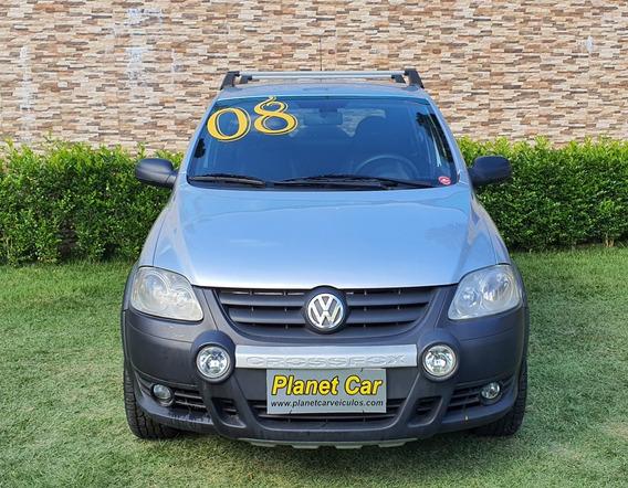 Volkswagen Crossfox 1.6 Total Flex 5p 2008