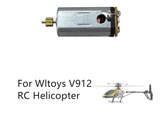 Motor De Cola Trasero Helicóptero Radiocontrol Wl Toys V912