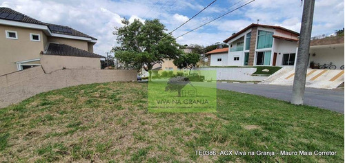 Terreno À Venda, 533 M² Por R$ 300.000,00 - Granja Viana - Cotia/sp - Te0386
