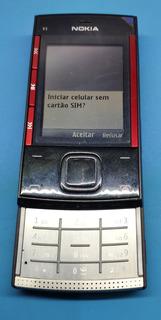 Celular Nokia X3 X3-00 Debloqueado Original