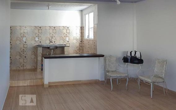 Casa Para Aluguel - Penha, 1 Quarto, 70 - 893118804