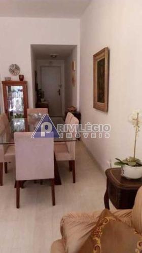 Imagem 1 de 28 de Apartamento À Venda, 3 Quartos, 1 Vaga, Copacabana - Rio De Janeiro/rj - 17886