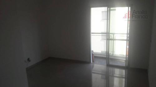 Imagem 1 de 13 de Apartamento Residencial À Venda, Água Rasa, São Paulo - Ap5185. - Ap5185