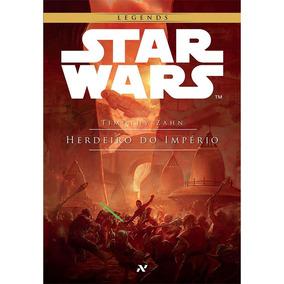 Livro Star Wars Herdeiros Do Imperio