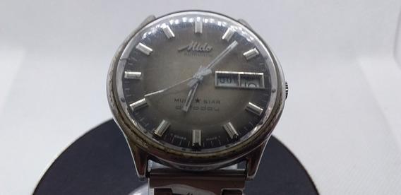 Relógio De Pulso Masculino Mido Automático