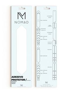 Adesivo De Proteção Bike - Nomad - Transparente (8 Folhas)