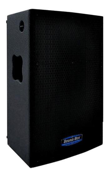Caixa Acústica Ativa Ms12 Bi-amplificada / 1000w - Soundbox