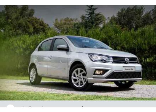 Volkswagen Gol Trend 0km