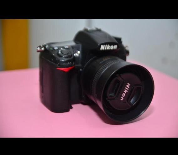 Câmera Nikon D7000 E Acessórios