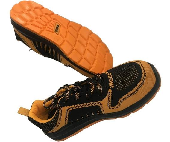 Zapato De Trabajo Seguridad Champion Bajo Puntera Ingco