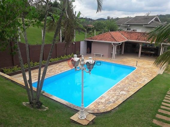 Casa À Venda Em Condomínio Chácaras Do Lago - Ca006458