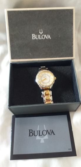 Relógio Bulova Feminino