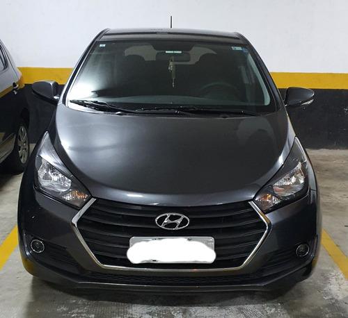 Hyundai Hb20 2017 1.6 Comfort Style Flex Aut. 5p