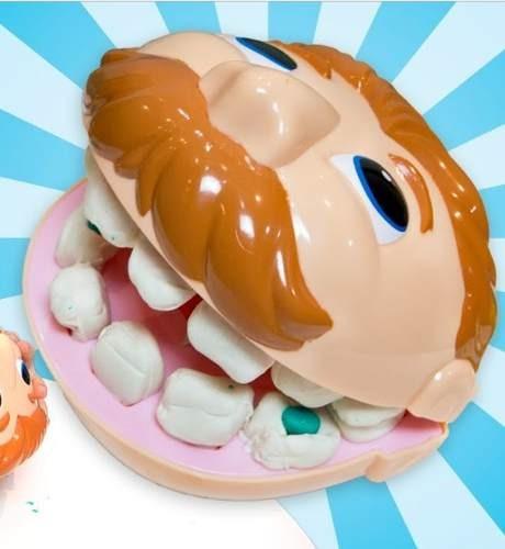 Brincando De Dentista! Use A Massinha. Faça Como Um Dentista